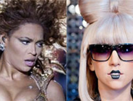 Beyonce no aguanta a Lady Gaga por