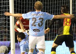 Bermejo apuntilla al Zaragoza en el último suspiro y mantiene la esperanza para el Celta (2-1)