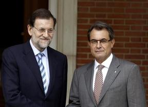 30-J: la deseada reunión entre Rajoy y Mas ya tiene fecha, casi un año después de la última