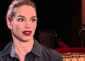Isabel Stoffell, la actriz suiza de moda: 'De España me atrajo el idioma'