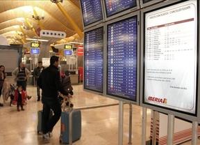 La normalidad en los aeropuertos durante la huelga de pilotos marca el principio de las Navidades