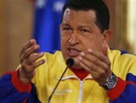 Chávez denunció que potencias quieren el agua y el petróleo de Libia