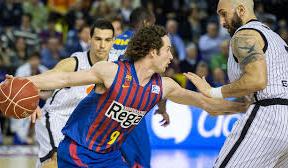 Barça, Valencia y Laboral, favoritos para imitar al Madrid: meterse en semifinales de la ACB