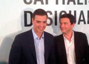 Sánchez se refugia en Piketty... salvo el impuesto del 80% a los más ricos