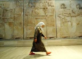 El Estado Islámico borra del mapa Nimrud, la capital del imperio asirio