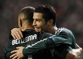 Cristiano Ronaldo somete al Ajax con su primer hat-trick en Champions (1-4)