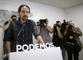 Podemos descarta entrar en gobiernos con el PSOE y mantendrá sus siglas en las generales