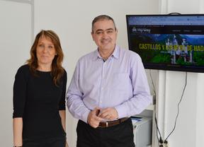 José Manuel Ballester y Yolanda Ignacio: crean un  portal para los amantes de viajar en coche