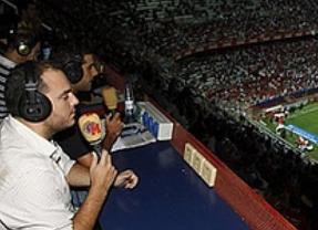 Vuelve el fútbol radiado en directo desde los estadios tras un dictamen favorable de la CMT