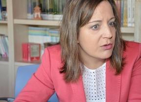 Iratxe García,de visita en Toledo, espera que Juncker explique las ventajosas condiciones fiscales de Luxemburgo