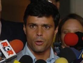 López afirma que Gobierno tiene miedo