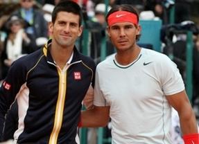 La vida y la lista siguen (casi iguales): Nadal continúa 3º de la ATP lejos de Djokovic y Federer