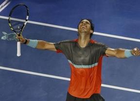 'Supernadal' no tiene piedad de su amigo Montañés, le da una paliza y avanza a cuartos de final en Río