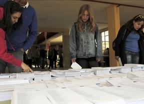 La participación se sitúa en el 46,95% en Castilla-La Mancha, según los primeros datos