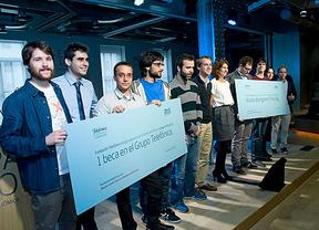 Fundación Telefónica premia a 8 jóvenes en el primer concurso de aplicaciones móviles en Firefox OS