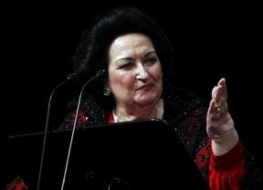 Montserrat Caballé recibe el alta hospitalaria tras una semana internada por un ictus