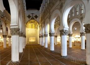 Sinagoga de Santa María La Blanca, en Toledo