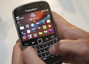 Blackberry vuelve a sufrir problemas de conexión a Internet