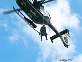 La Guardia Civil realiza 99 rescates en montaña con 12 fallecidos y 62 heridos