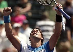 Ferrer remonta hacia su cuarta final del año tras vencer a Haas (4-6, 6-2, 6-3)