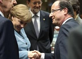 El dúo Merkoland empieza a hacer sus 'pinitos': hacen piña por la Unión Económica