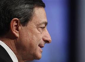 Draghi aclara a Rajoy que no puede ofrecer garant�as por adelantado, ni un techo m�ximo de prima de riesgo para Espa�a