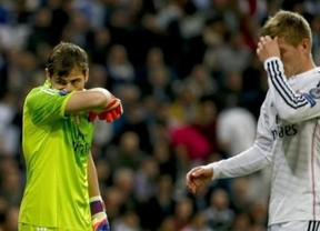 Champions: el Madrid juega con fuego y está a punto de quemarse en un partido pésimo ante el Schalke (3-4)