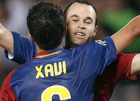 Entre 'limpios' anda el juego: Xavi sustituye a Iniesta como futbolista más deportivo del Barça