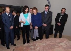 'Tierra de Dinosaurios', primera fase del futuro Museo Paleontológico de Cuenca