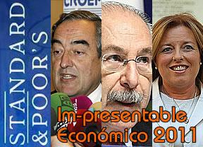 Les presentamos a los finalistas para el Premio Im-presentable Económico 2011 ¡Vote!