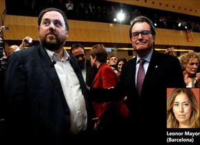 ERC no tumba los presupuestos de Mas y gana tiempo para negociar
