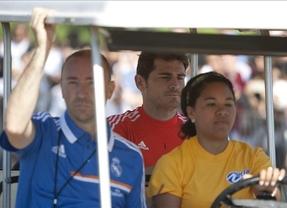 Iker Casillas cree que no será fácil estar en el once titular pero