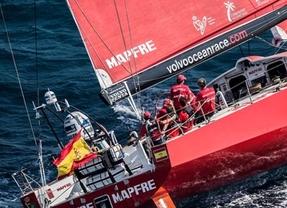 Quien da primero... el 'Mapfre' inicia esta semana en cabeza la vuelta al mundo Volvo Ocean Race