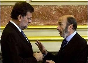 ¿Cuánto cuesta el debate entre Rubalcaba y Rajoy?: unos 400.000 euros