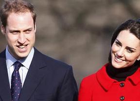 El nacimiento de hijo de Kate Middleton y el príncipe Guillermo se espera para