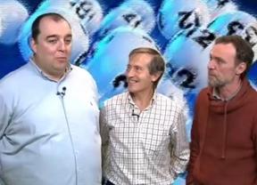 Así son los verdaderos 'protas' del anuncio de la Lotería de Navidad