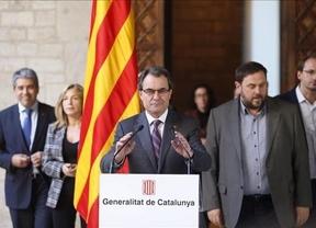 CiU, ERC e ICV anuncian su consulta con fecha de caducidad: pedirán en marzo al Congreso que inste al Gobierno a ceder la competencia sobre referendos