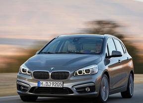 BMW lanza en España el nuevo Serie 2 Active Tourer, su primer modelo con tracción delantera