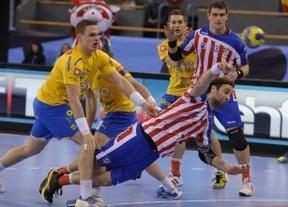 La victoria del Atléitco balonmanero ante el IK (32-25) le mete en los octavos de final de la Liga de Campeones