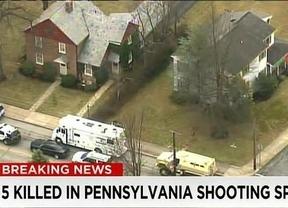 Seis muertos en Filadelfia por un tirador que todavía no ha sido abatido