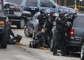 Detenidos dos supuestos terroristas con un perfil similar al de los de la matanza de Boston