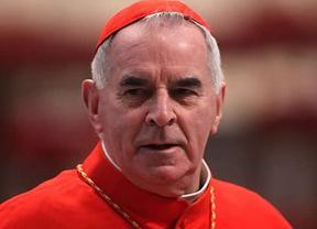 El cardenal O'Brien no soportó las acusaciones de