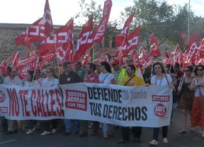 Jueves de manifestaciones contra los recortes