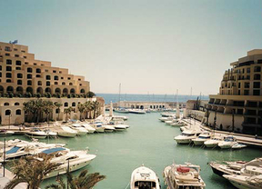 Aprende inglés bajo el sol de Malta