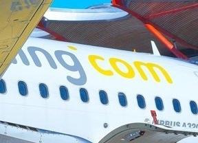 Vueling incrementa más de un 21% su tráfico en septiembre