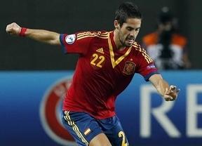 La Sub-21 empata sin goles en el patatal serbio