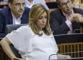 Susana Díaz asume la posibilidad de nuevas elecciones en Andalucía: 'Si hay que ir, se irá'