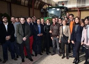 La ministra de Agricultura se propone incorporar 15.000 jóvenes al mundo agrario