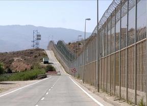 Nueva entrada masiva en Melilla tras un asalto de más de 200 inmigrantes a la verja