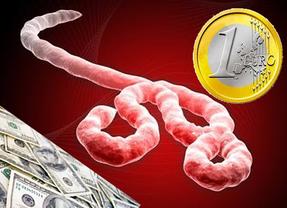 El ébola ya pasa factura a la economía española: el último paquete de deuda, financiado a tipos más altos